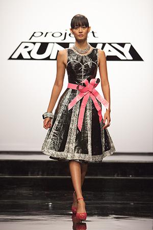 Robe runway