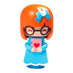 Les Momiji Dolls : des kokeshi à la mode british