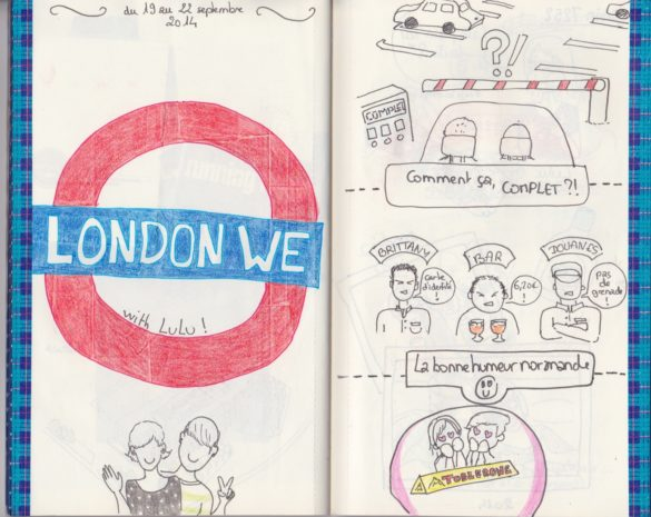 Travel book : Weekend à Londres :