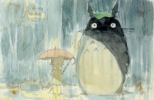 Sketchbook de Miyazaki